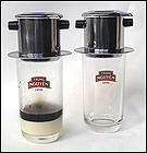 TN Coffee Glasses and Filters Set